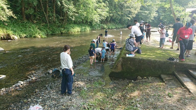 川遊びイメージ