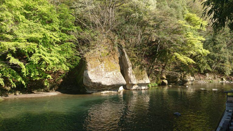 今日の御前岩イメージ